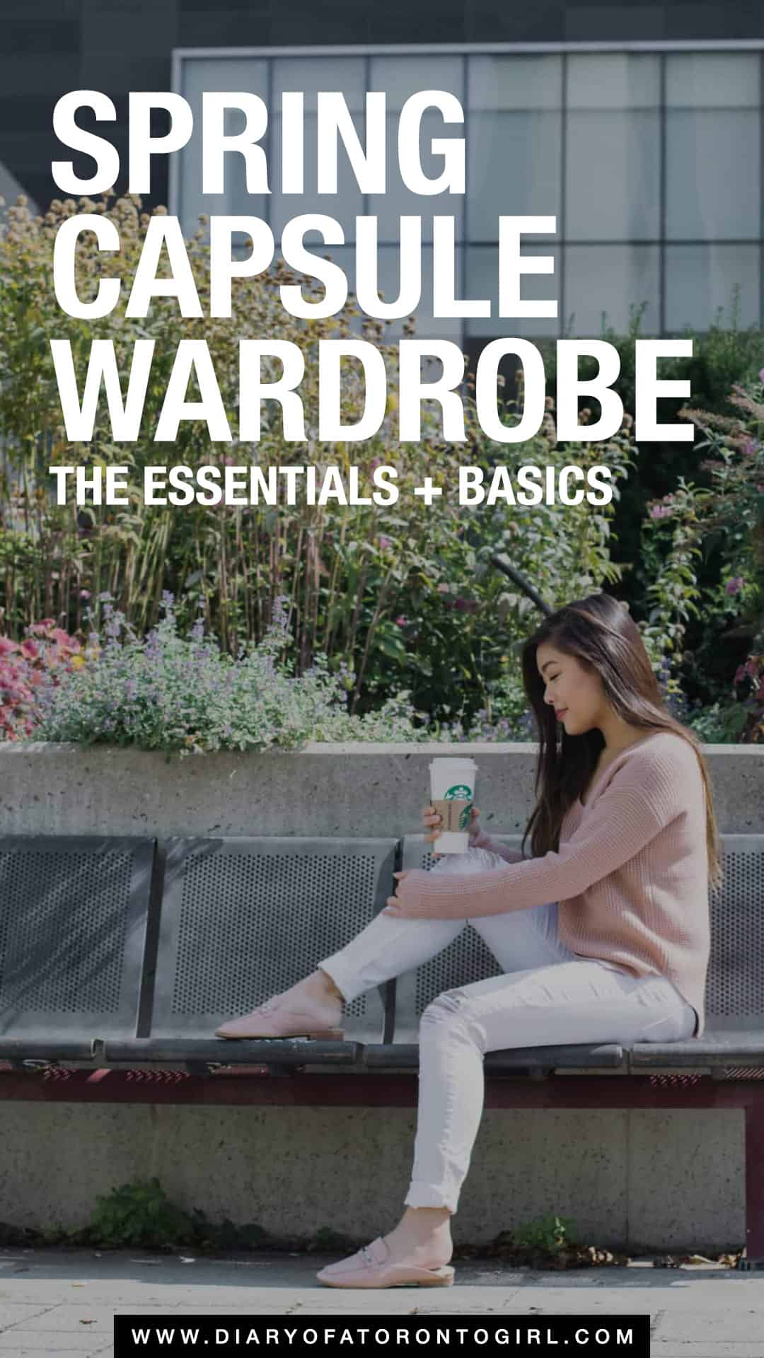 How to build the ultimate spring capsule wardrobe on a budget, so you can have timeless closet essentials to re-wear every single year.
