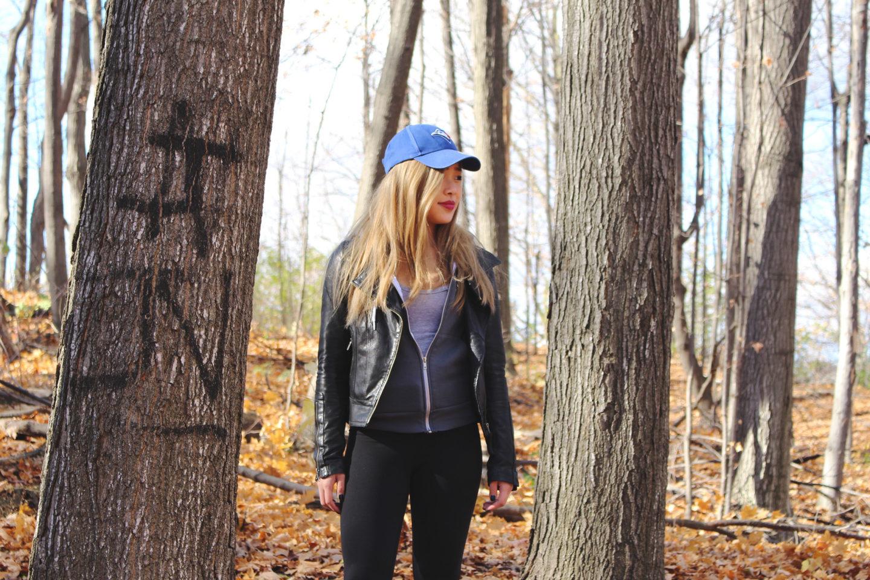 Sugarbush Heritage Park in Thornhill Woods, Ontario