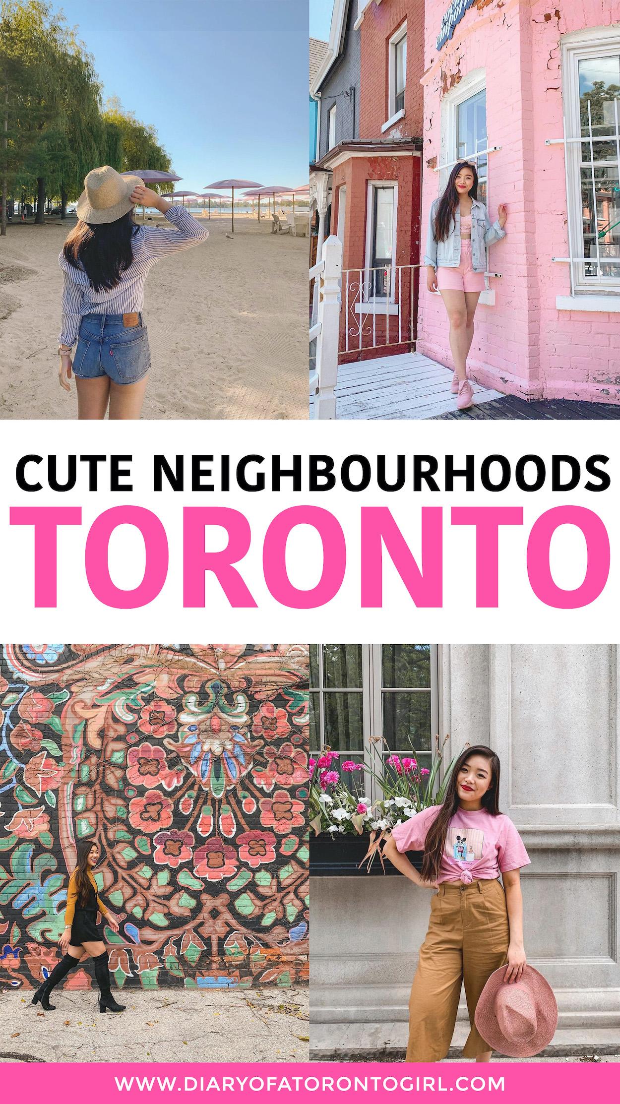 Cute Toronto neighbourhoods