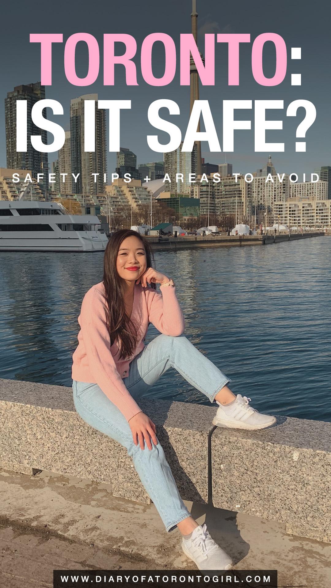 Is Toronto safe at night?
