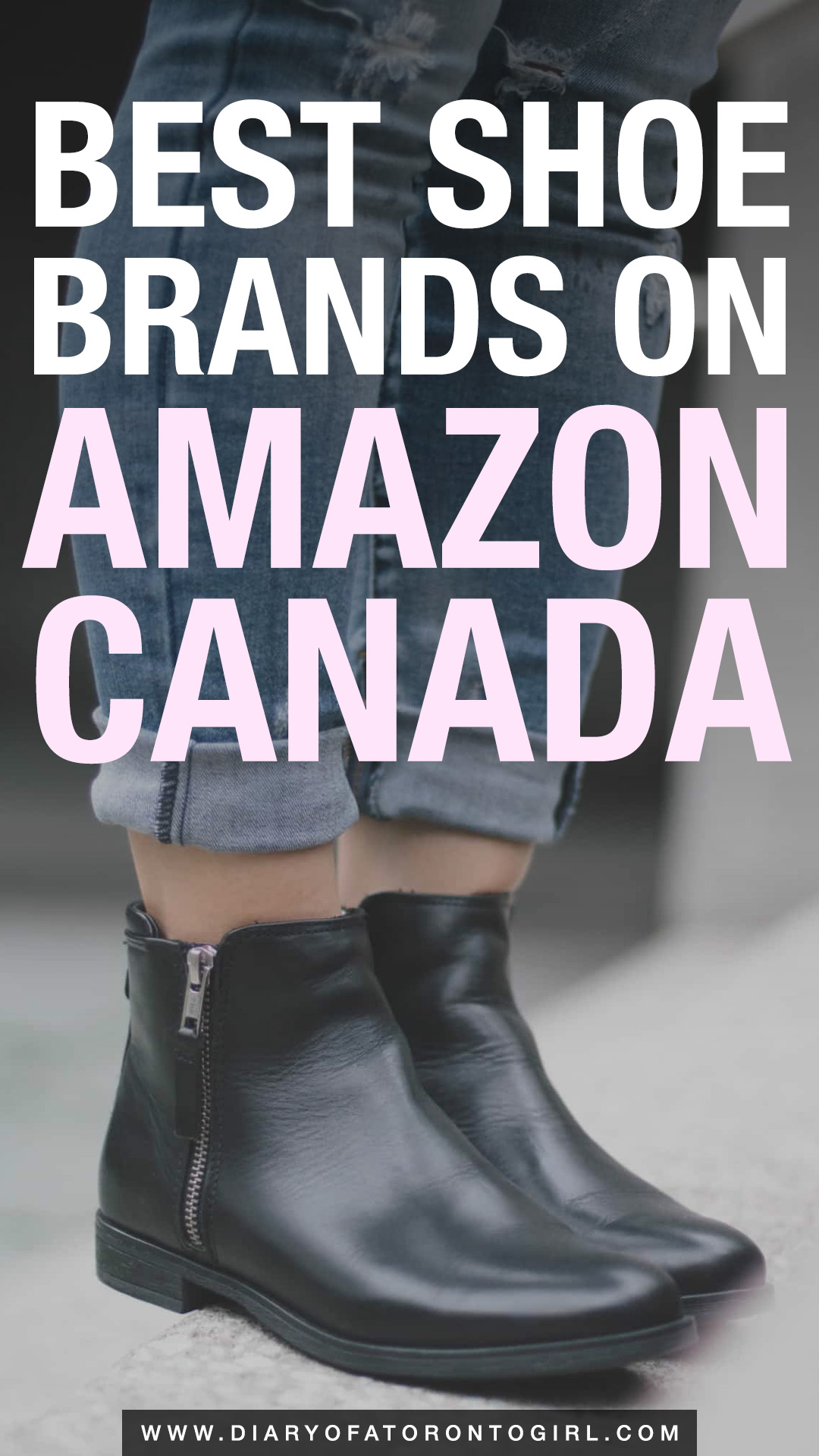 Best shoe brands on Amazon Canada