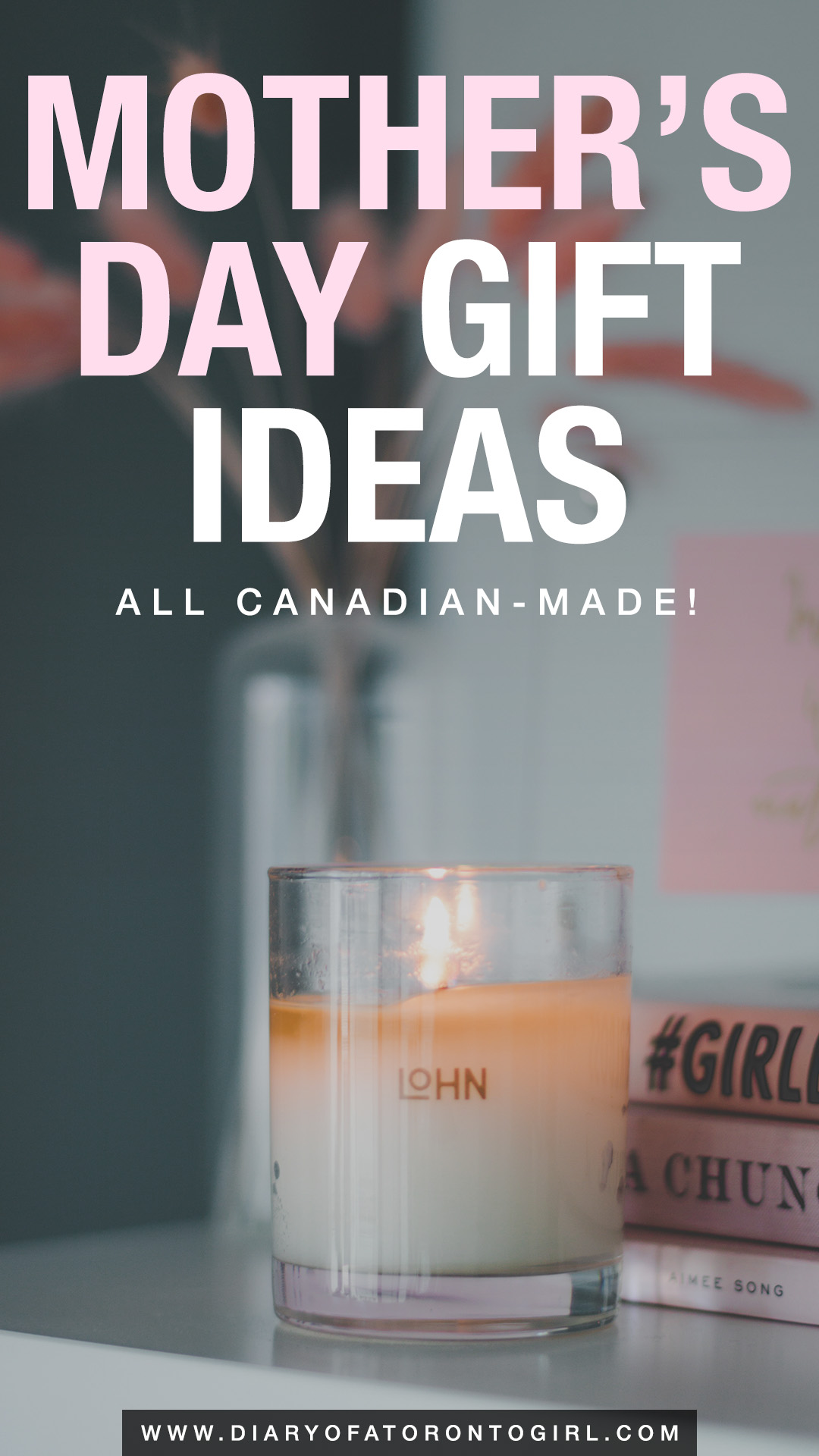 Mother's Day gift ideas in Canada