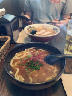Ohyama Ramen in Whistler, British Columbia