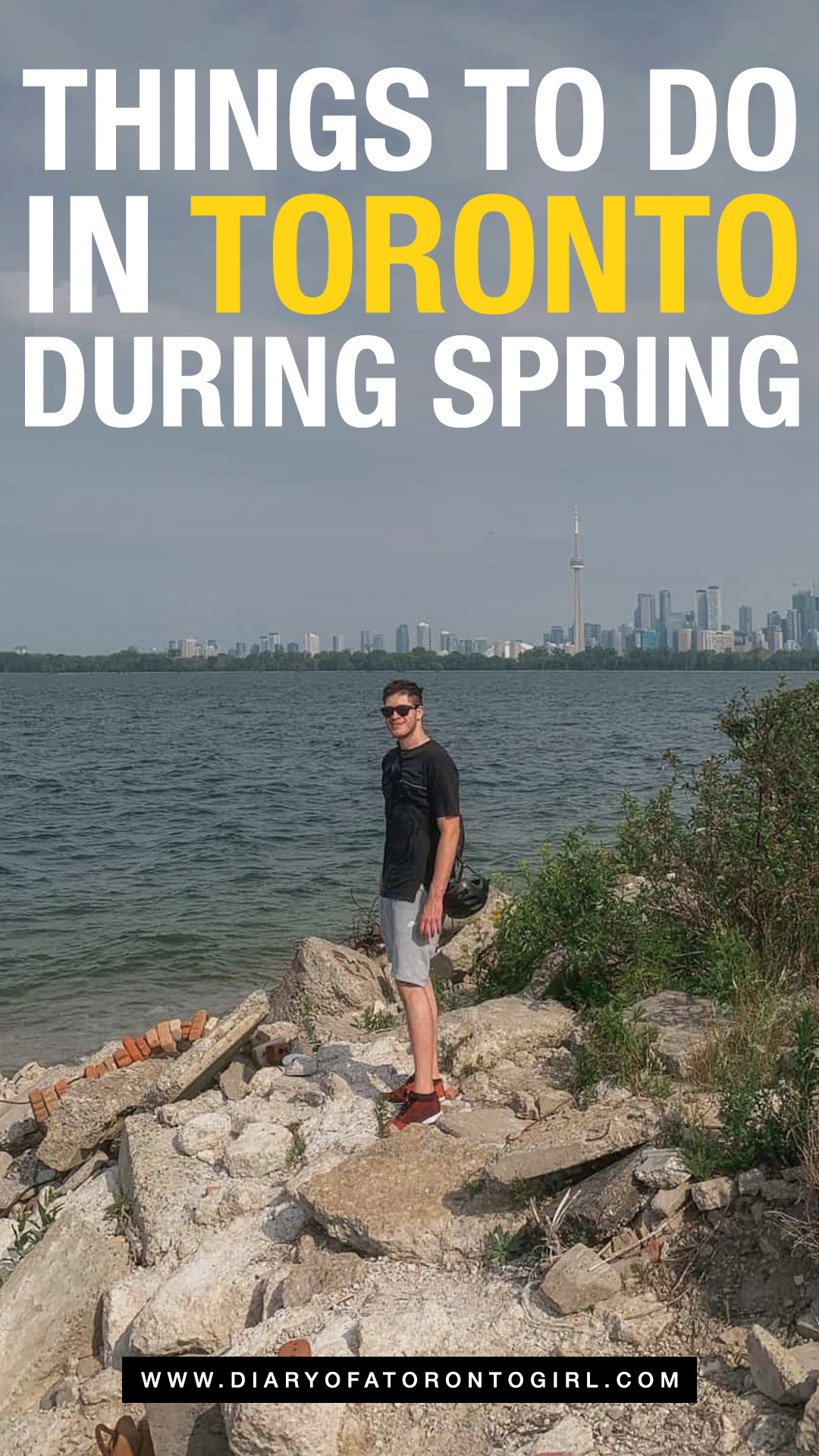 Fun and exciting things to do in Toronto this spring, whether you're looking to get outside and enjoy some sunshine or do some cool spring activities indoors instead!