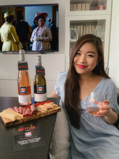 National Wine Day pairing the best TV shows with Netflix Canada & Closson Chase Vineyards