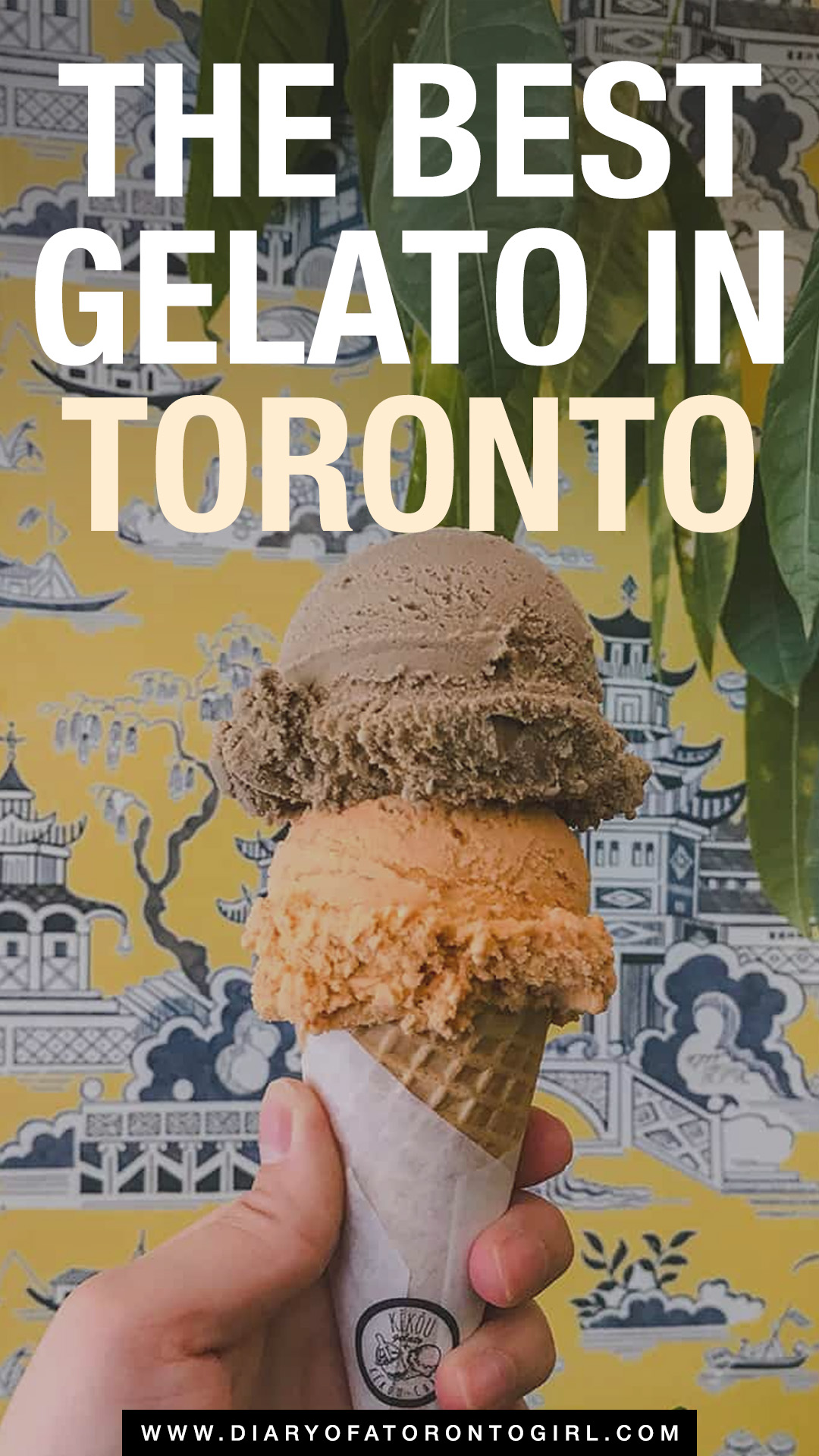 The best gelato spots in Toronto to get your fix of sweet, sweet ice cream, from classic Italian flavours to unique Asian twists!