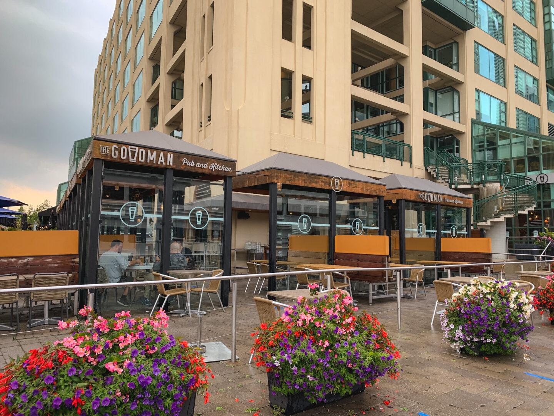 The Goodman Pub & Kitchen at the Toronto Harbourfront