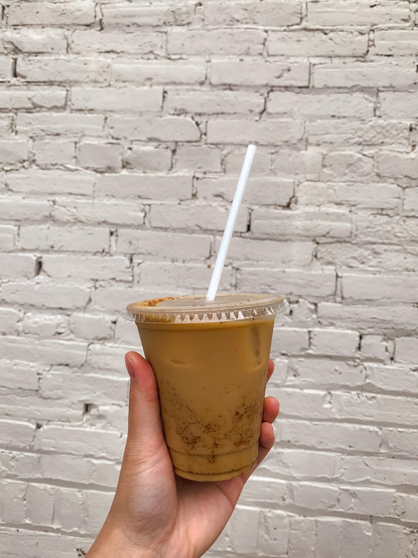 Roam Coffee in Bowmanville, Ontario