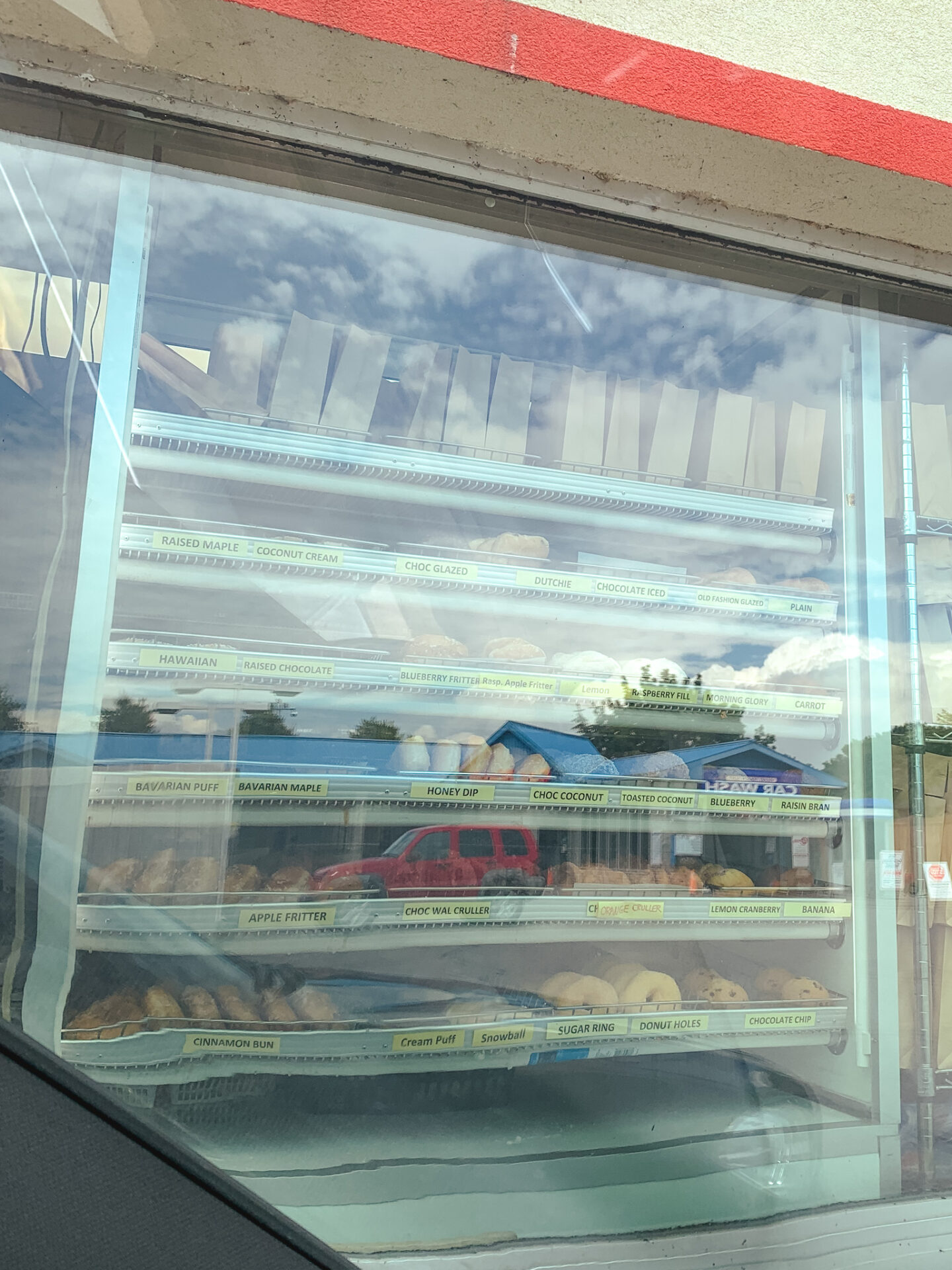 Skylight Donuts in Bowmanville, Ontario