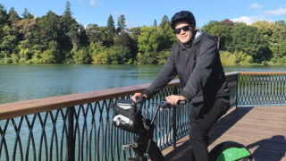 Bike Share rental at High Park, Toronto