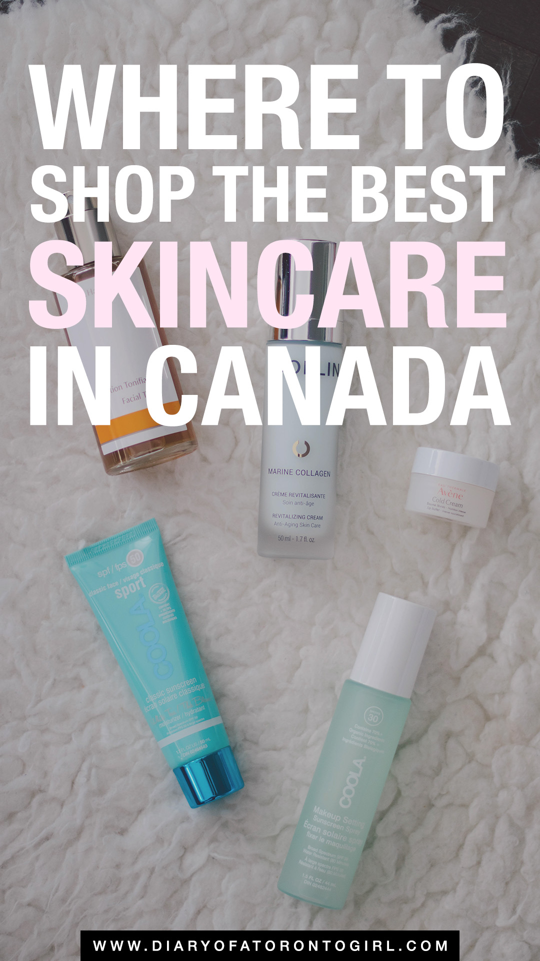 Beautysense review - where to shop the best skincare in Canada