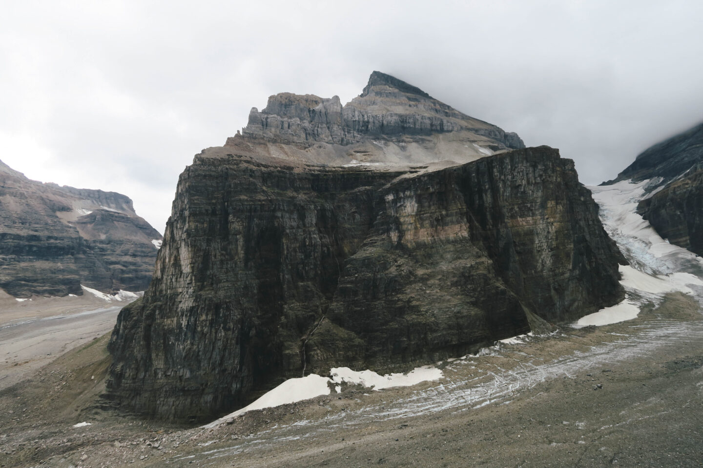 Plain of the Six Glaciers hike in Banff, Alberta