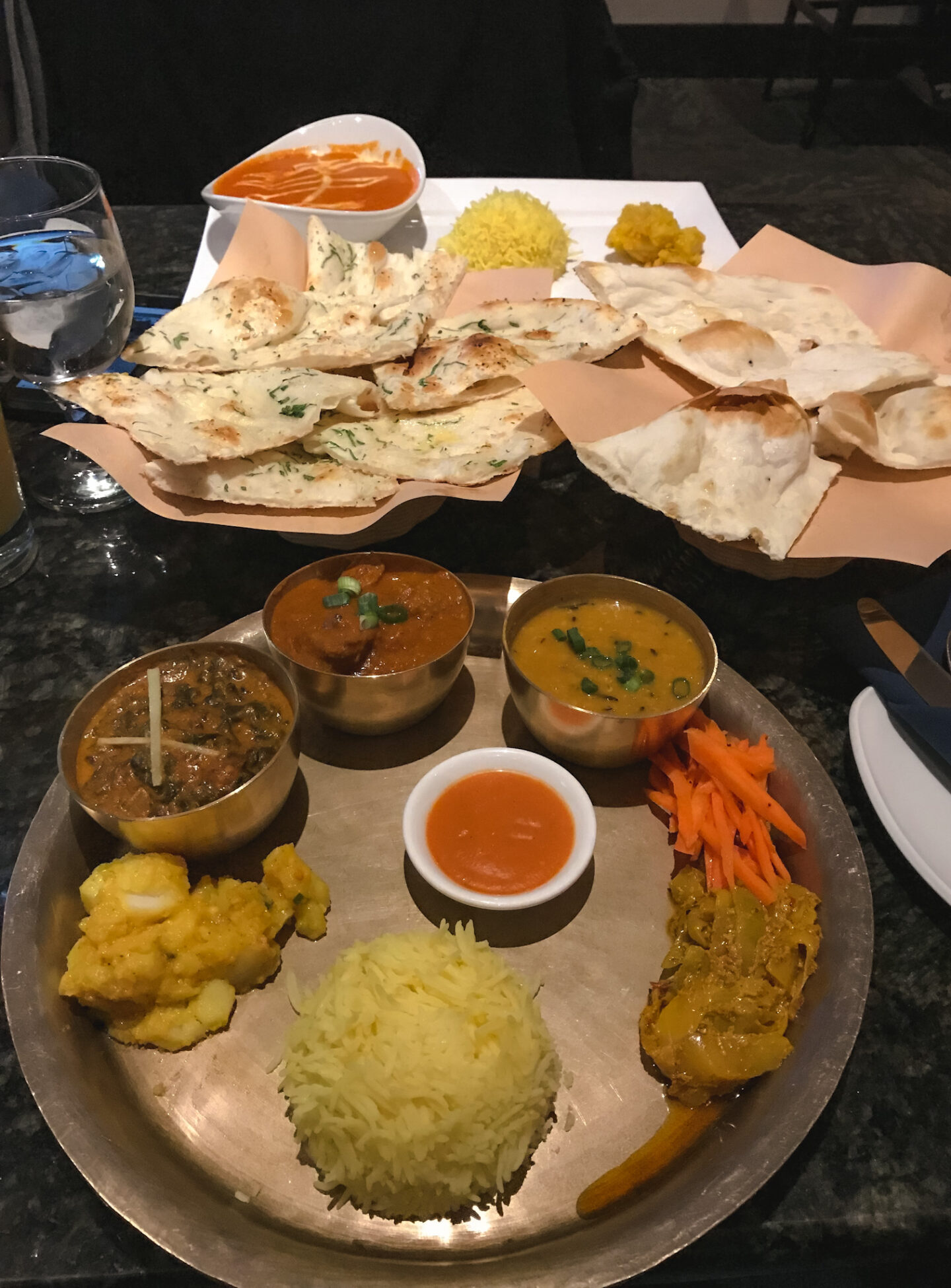 The Himalayan Restaurant in Calgary, Alberta