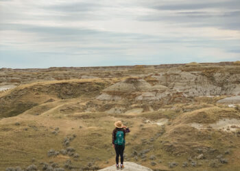 How to Spend a Day in the Canadian Badlands